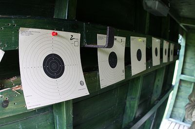 Targetpractice by Erik Charlton via Flickr