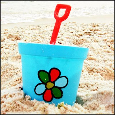 bucket fun by downing.amanda via Flickr