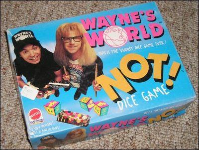 Wayne's World -- Not!