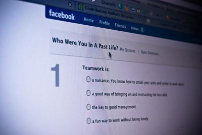 Facebook Quiz