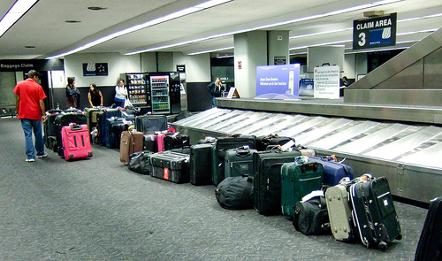Unattended Baggage photo by ToastyKen (via Flickr)