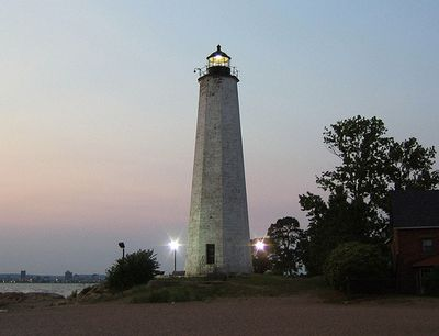 Lighthouse by Tony The Misfit (via Flickr)