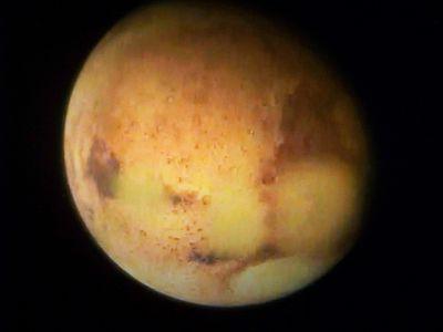 Mars by jason42882