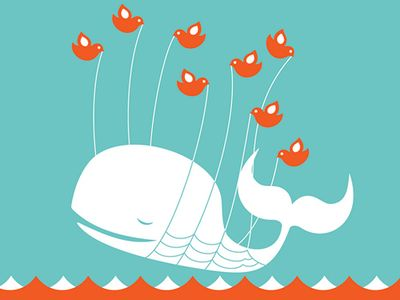 Twitter Fail Whale by MikeBlogs via Flickr