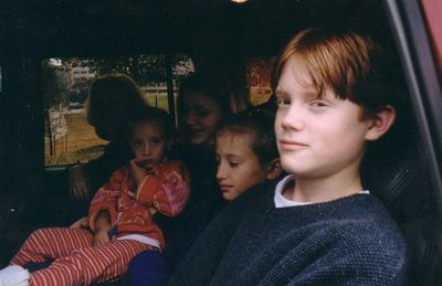 Car Full of Passengers by brightroyalty (via Flickr Creative Commons)