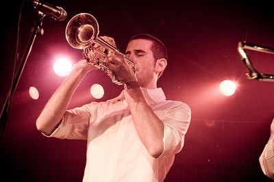Jazz Musician by Fillmore Photography via Flickr
