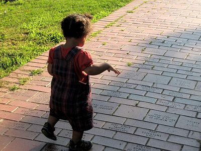Baby Steps by marisag via Flickr (Creative Commons