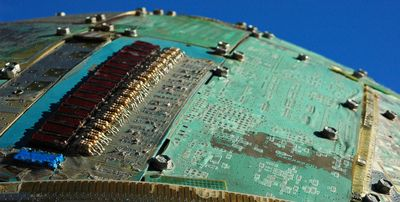 Circuitboard City by Wonderlane (via Flickr)