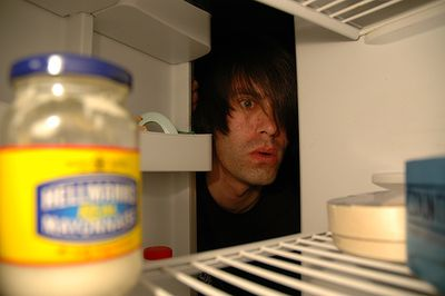 Refrigerator photo by xJasonRogersx via Flickr (Creative Commons)